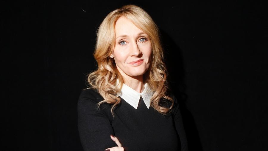 """A escritora J. K. Rowling, autora dos livros da série """"Harry Potter"""" - Carlo Allegri/Reuters"""