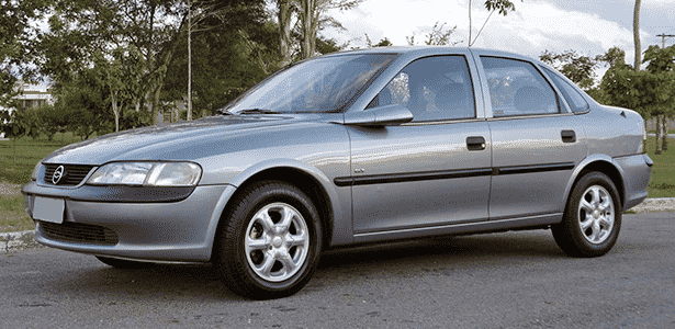 Chevrolet Vectra 1997 - Fabrício Samahá/Best Cars - Fabrício Samahá/Best Cars