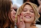 Filme sobre amor entre meninas e novo dos irmãos Coen são apontados como favoritos em Cannes - Eric Gaillard/Reuters