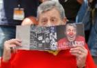 Jerry Lewis quebra jejum de 18 anos, derruba protocolo e provoca risadas em Cannes - Regis Duvignau/Reuters