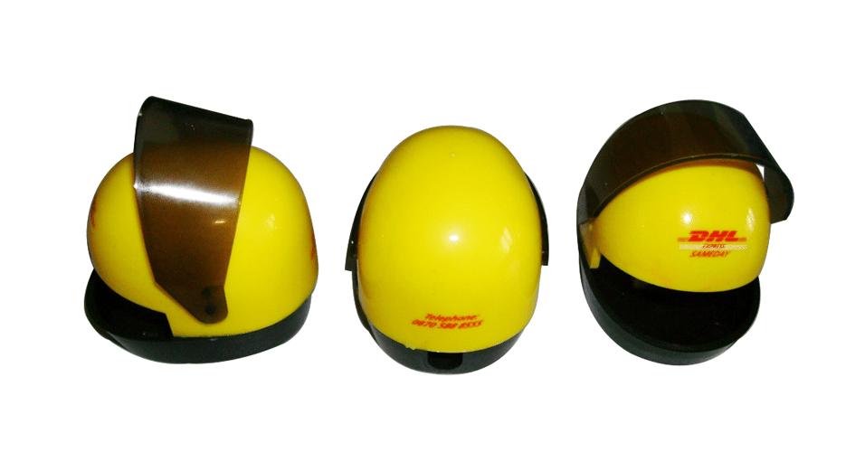 Apontador capacete