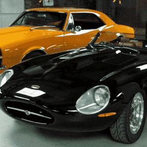 """Chevrolet Camaro SS 1968 e Eagle Speedster 1961 de """"Velozes e Furiosos 6"""" - Divulgação"""