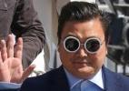 """""""Falso Psy"""" de Cannes é francês e se passa pela estrela coreana desde 2012, diz jornal - Montagem/Getty Images"""
