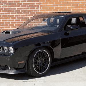 """Dodge Challenger SRT 2010 de """"Velozes e Furiosos 6"""" - Divulgação"""