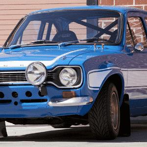 """Ford Escort RS2000 1978 de """"Velozes e Furiosos 6"""" - Divulgação"""