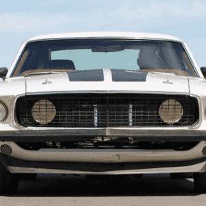 """Ford Mustang 1969 de """"Velozes e Furiosos 6"""" - Divulgação"""