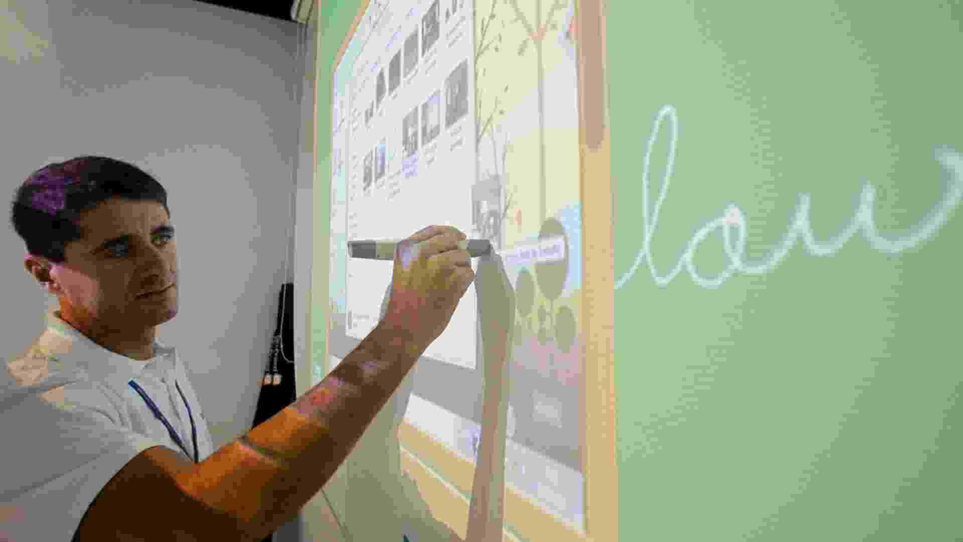 tecnologia; educação; 20ª educar - Fernando Donasci/UOL