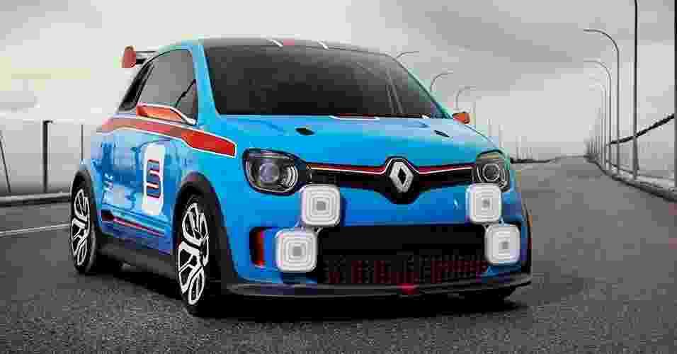 Renault Twin'Run Concept - Divulgação