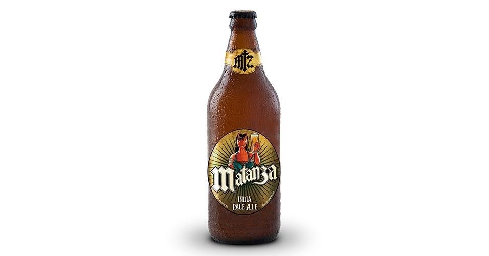 Matanza IPA, da Cervejaria Dortmund