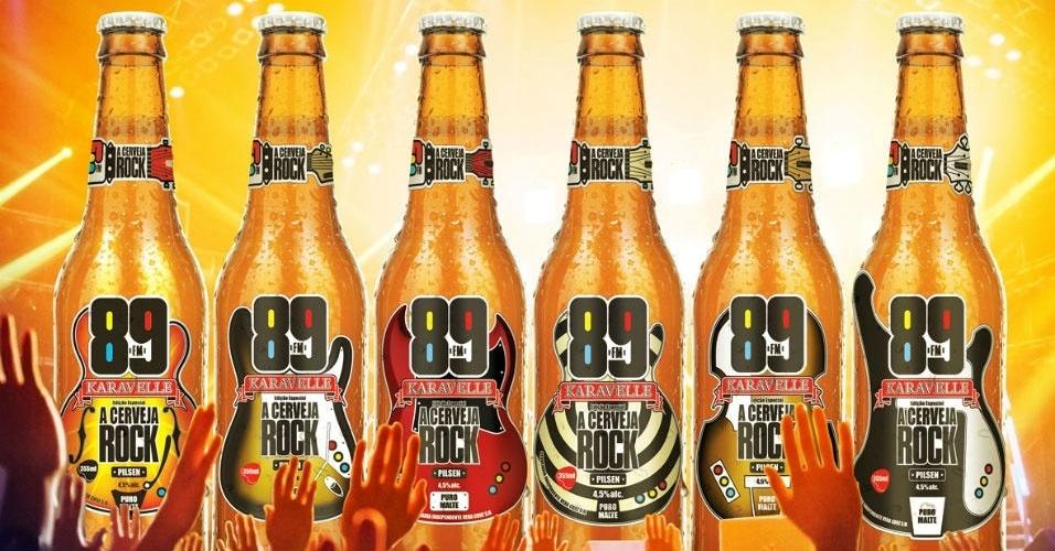 Rock 89FM, da Cervejaria Karavelle