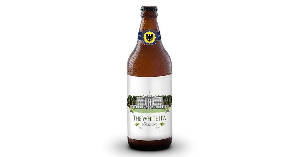 The White IPA, da Cervejaria Dortmund