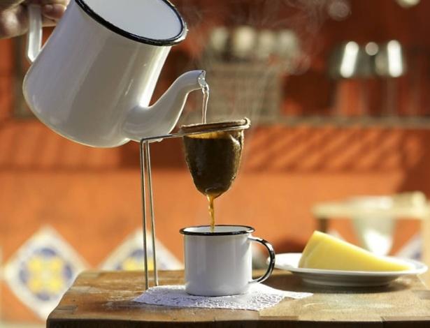 Coador De Cafe Em Ingles