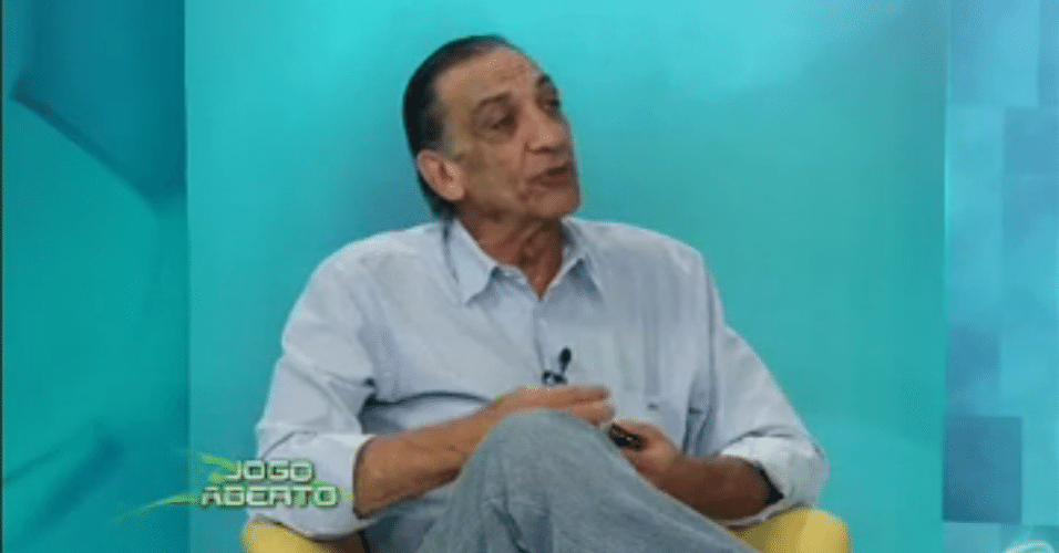 Osmar de Oliveira no Jogo Aberto