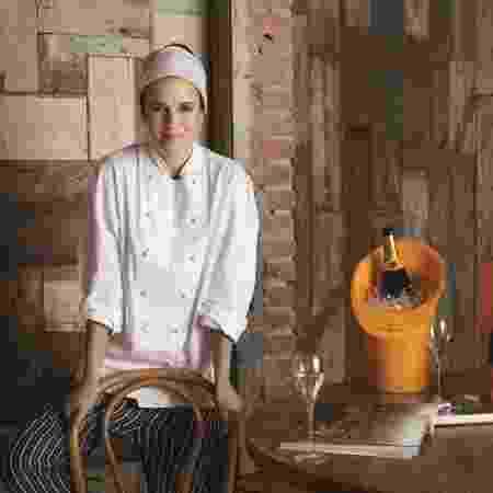 Helena Rizzo aparece entre os renomados chefs do programa - Divulgação