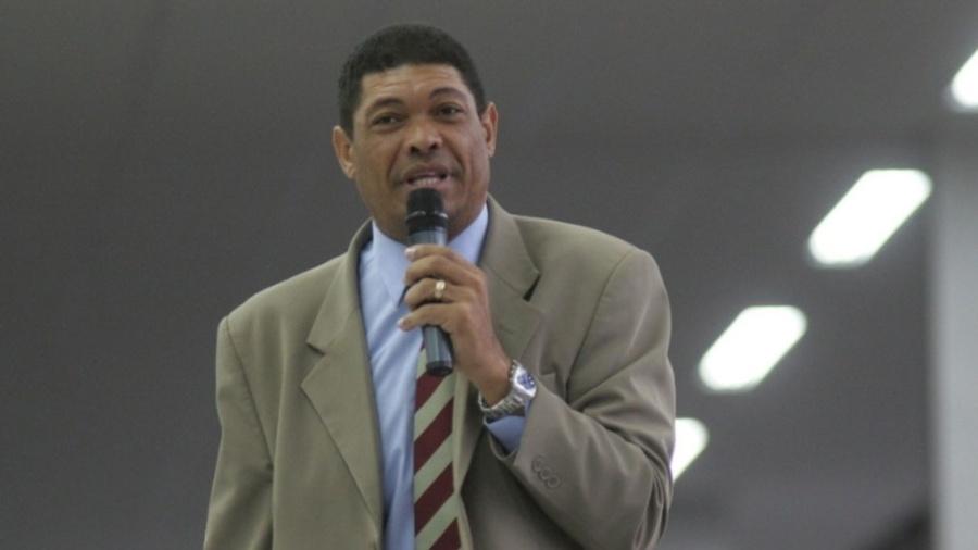 Valdemiro Santiago, apóstolo e líder da Igreja Mundial do Poder de Deus - Mastrangelo Reino/Folha Imagem
