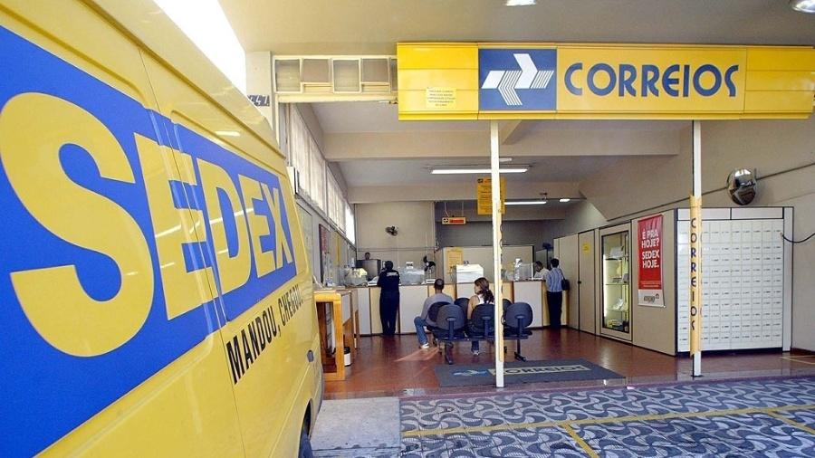 Só os Correios perderam 19,3 mil funcionários desde 2014. Nos anos de crise, entre 2015 e 2016, a empresa estatal acumulou prejuízos de R$ 4 bilhões - Folhapress