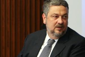O ex-ministro da Fazenda Antonio Palocci