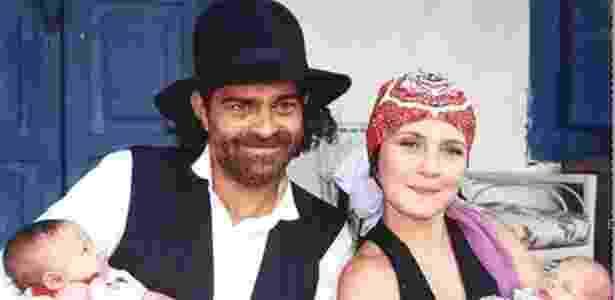 """Reprise da novela """"O Cravo e a Rosa"""" está no ar no canal """"Viva"""" - Reprodução"""
