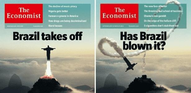 capas economist - Reprodução - Reprodução