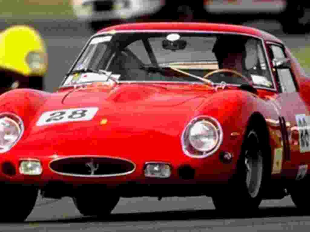 Ferrari 250 GTO racer - Divulgação