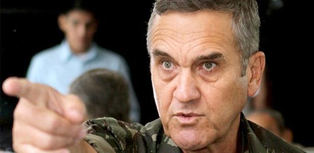 General Eduardo Villas Bôas, comandante do Exército brasileiro - Joel Rosa/Em Tempo