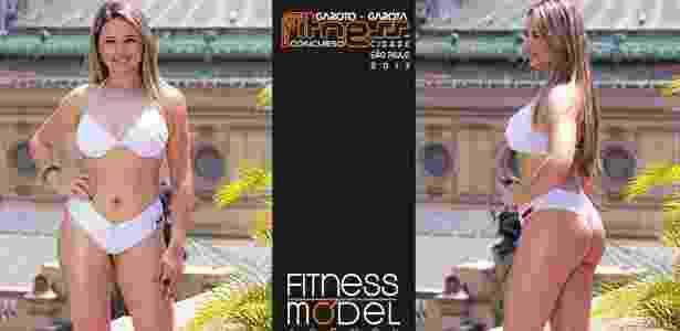 John Edgard / Academia K@2/ Fitness Model Agency