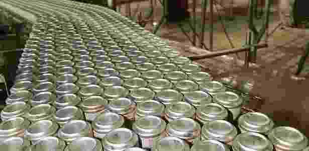 Fábrica de cerveja - Roosevelt Cassio/Folhapress - Roosevelt Cassio/Folhapress