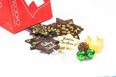 My Swiss Choco - Doces de Natal
