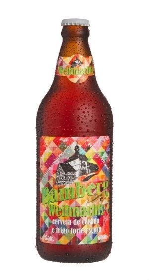 Produto Natal - cerveja Weinacht