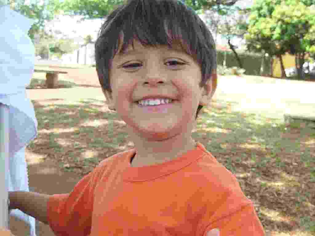O menino Joaquim Ponte Marques, 3 - Reprodução