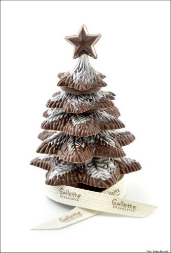 Gallette - Árvore de chocolate