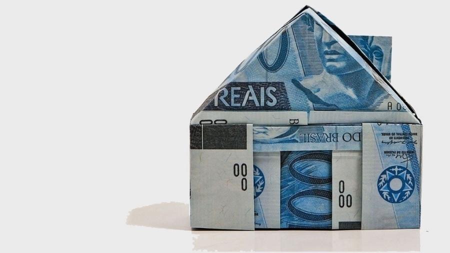 Alta no índice usado para a correção de contratos de aluguel de imóveis é a maior desde 2002 - Marcelo Justo/Folha Imagem