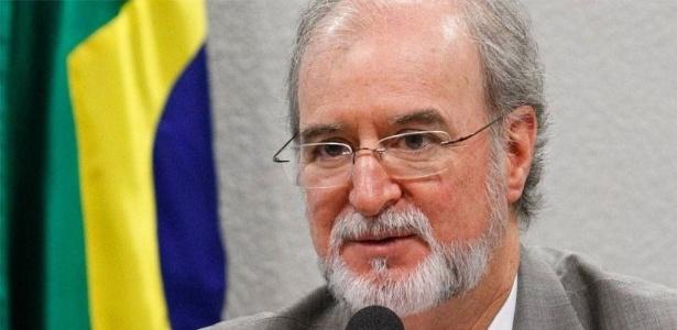 O ex-presidente do PSDB e ex-governador de Minas Gerais Eduardo Azeredo