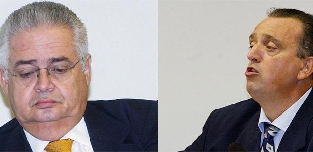 Pedro Correa e Pedro Henry, que foram transferidos para seus Estados de origem
