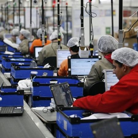Atividade industrial cresce novamente - Guilherme Pupo/ Folhapress