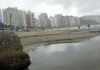 Número de praias impróprias para banho no país mais do que dobra (Foto: Rafael Motta/UOL)