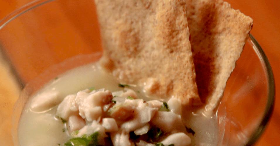 Ceviche Clássico Chileno