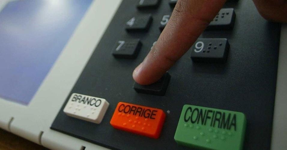 Mídia Indoor; wap; TV; urna; eletrônica; votação; eleição; voto; eleitor; pleito; sufrágio
