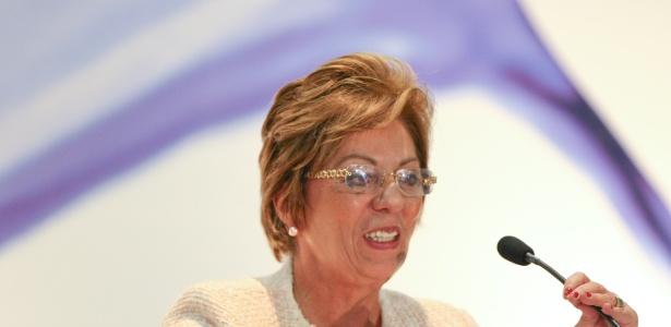 A ex-governadora do Rio Grande do Norte e prefeita eleita de Mossoró, Rosalba Ciarlini