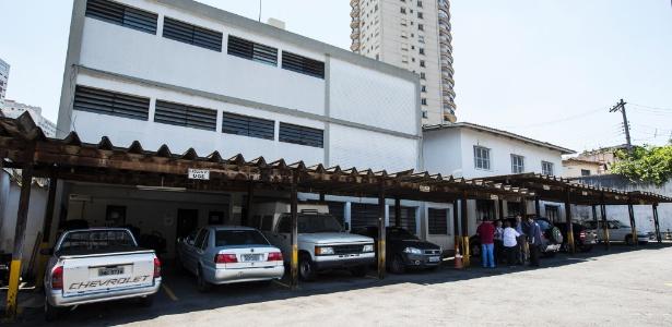 Antigo prédio do DOI-Codi, na zona sul de São Paulo, onde dois rapazes morreram após emboscada feita na zona leste por agentes da repressão