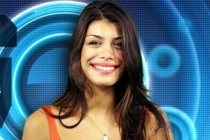 Franciele (Foto: Divulgação/TV Globo)