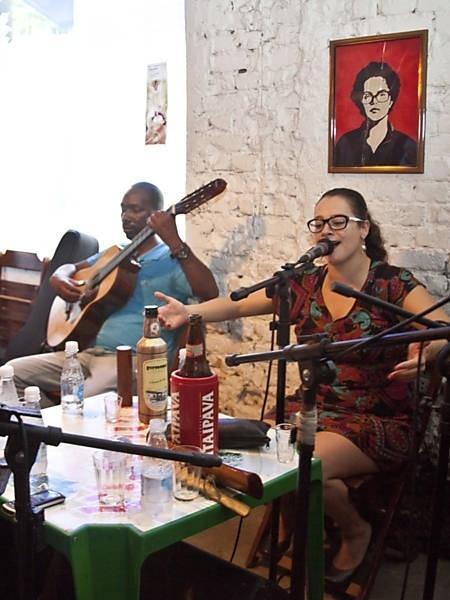 O bar Ó do Borogodó, que encerrou atividades em São Paulo - Ezyê Moleda/Folhapress