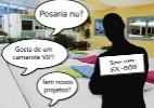 Montagem UOL e TV Globo/Renato Rocha Miranda