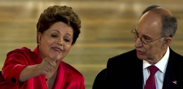 Dilma pediu um tempo para pensar no convite