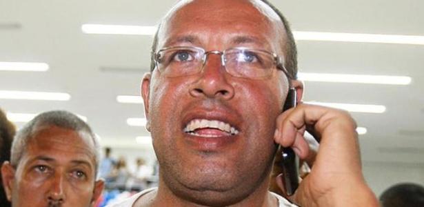 O deputado estadual Marco Prisco comandou a grave da PM na Bahia em 2012, quando era soldado