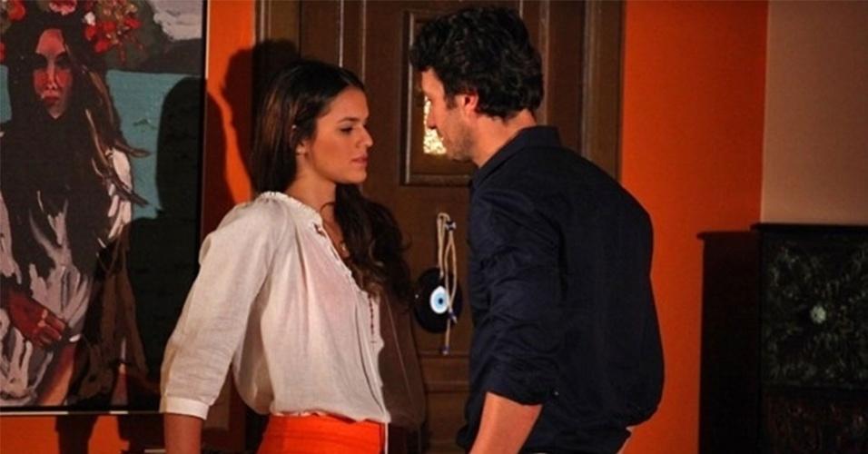 7abc0a763 Após 1ª noite de amor com Luiza