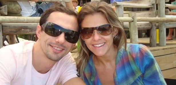 Leandro Boldrini, 38, e Graciele Ugulini, 32, pai e madrasta de Bernardo - Reprodução/Facebook