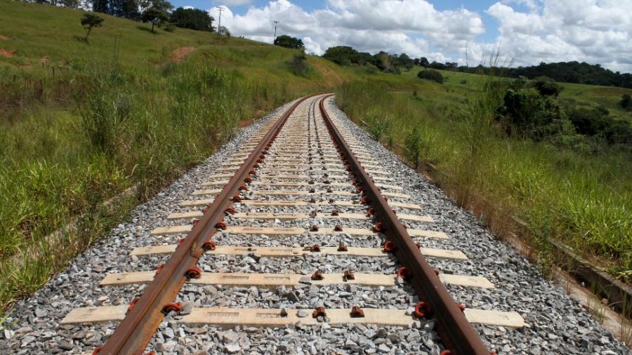 Ferrovia Norte-Sul será interligada ao Vale do Araguaia com novo projeto - Andre Borges / FolhaPress