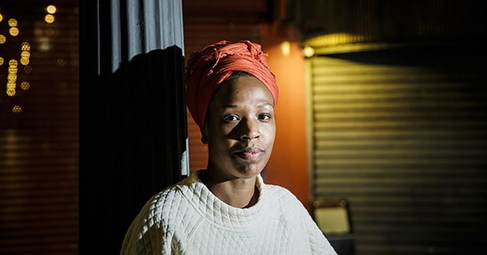Monica Mendes, 28, estudante do curso de saúde pública da USP, diz ter sido vítima de racismo