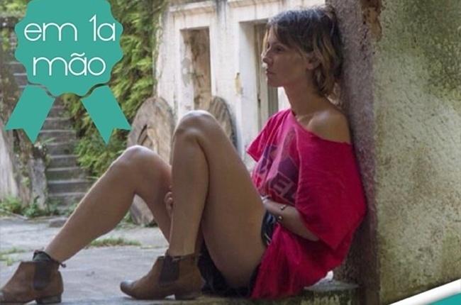 Deborah Secco aparece em primeira foto do filme Boa Sorte, no qual vive personagem com HIV
